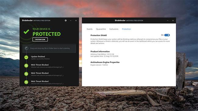 Đánh giá Bitdefender Antivirus Free Edition: Gọn nhẹ, đầy đủ tính năng - Ảnh minh hoạ 2