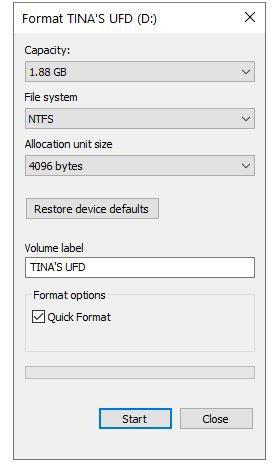 Bạn cũng có thể chọn Restore device defaults trong trường hợp cài đặt tùy chỉnh không hoạt động
