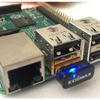 Cách thiết lập USB WiFi Adapter trên Raspberry Pi