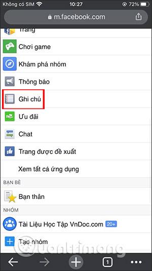 Cách viết note trên Facebook giao diện mới - Ảnh minh hoạ 19