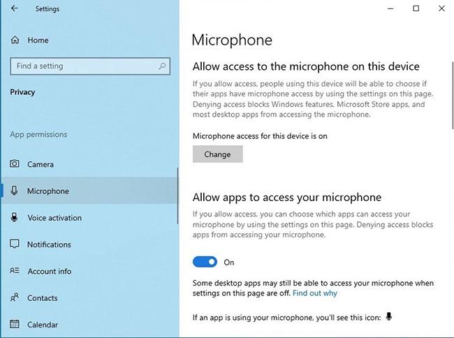 Kiểm soát quyền riêng tư trên máy tính Windows 10 với 9 thủ thuật sau đây - Ảnh minh hoạ 14