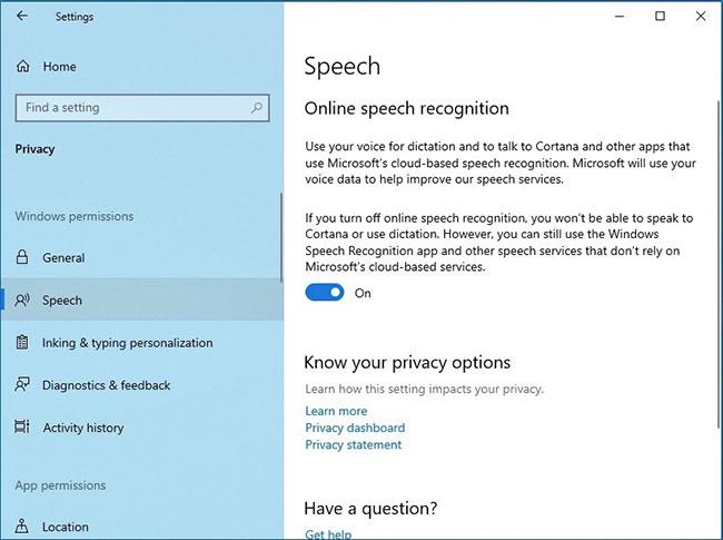 Kiểm soát quyền riêng tư trên máy tính Windows 10 với 17 thủ thuật sau đây - Ảnh minh hoạ 15