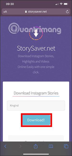 Cách download Story Instagram có nhạc trên điện thoại - Ảnh minh hoạ 11