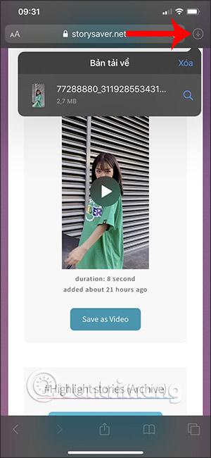 Cách download Story Instagram có nhạc trên điện thoại - Ảnh minh hoạ 15