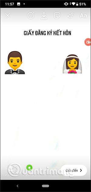 Giấy đăng ký kết hôn TikTok làm như thế nào? - Ảnh minh hoạ 5