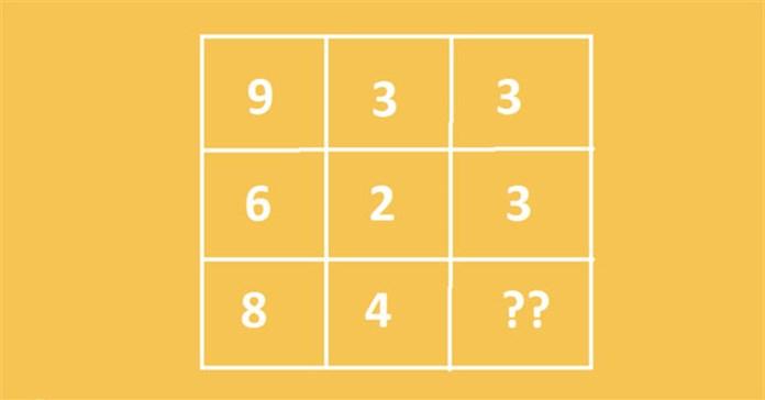 5 câu đố hóc búa kiểm tra khả năng logic