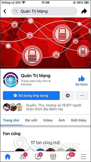 Cách xem các Page đã thích trên Facebook - Ảnh minh hoạ 4
