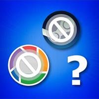 Tại sao một vài biểu tượng ứng dụng trên Mac bị gạch chéo?