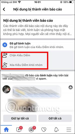 Cách xem nội dung bị báo cáo trong group Facebook - Ảnh minh hoạ 3