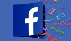 Cách viết status dài trên Facebook có màu nền