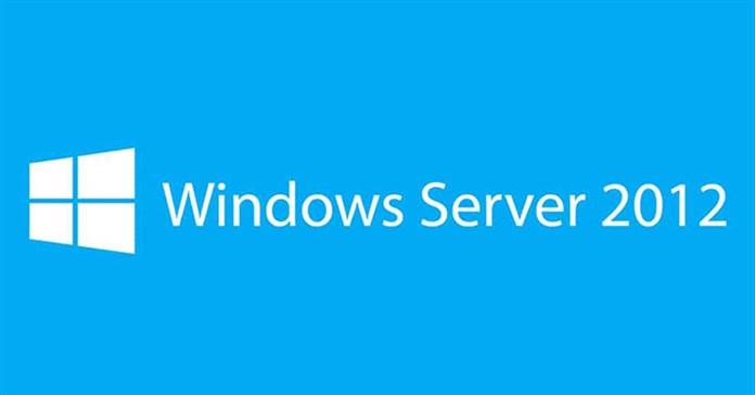 Cách khắc phục lỗi boot BCD trên Windows Server 2012