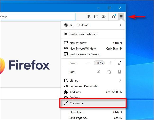 Cách chơi game ẩn trên Firefox