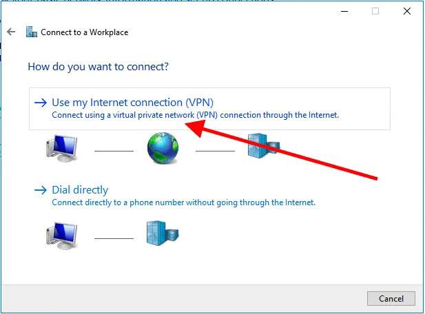 Chỉ dẫn Kết Nối L2TP / IPsec VPN Trên hđh win 10