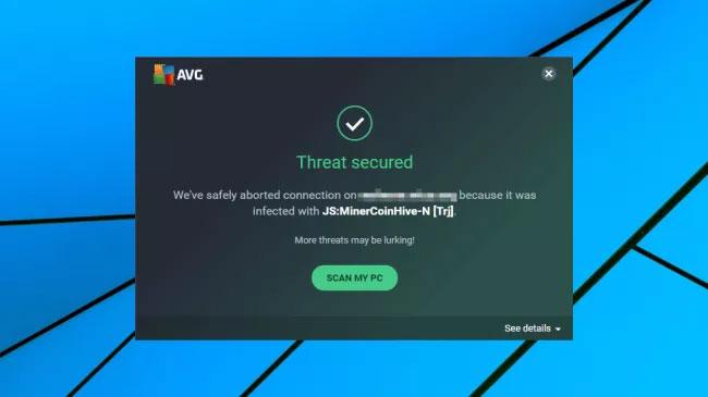 AVG chính xác và đáng tin cậy hơn hầu hết các đối thủ cạnh tranh