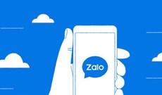 Cách kiểm tra tiền hỗ trợ Covid-19 trên Zalo