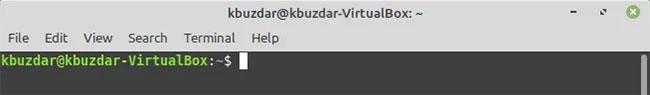 Terminal của Ubuntu 20.04