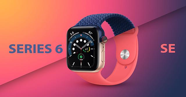 Hai sản phẩm smartwatch mới nhất của Apple có thiết kế tương tự nhau