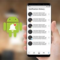 Cách xem lịch sử thông báo trên Android