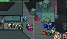 Sẽ thế nào nếu có 100 người chơi cùng 1 phòng trong Among Us?