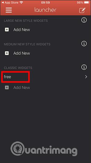 Tạo phím tắt miễn phí