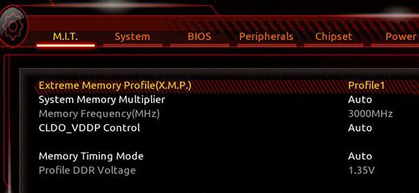 Kiểm tra XMP