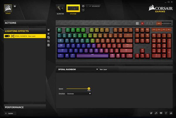 Gỡ cài đặt hoặc tắt phần mềm RGB