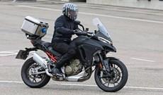 Ducati chuẩn bị cho ra đời chiếc mô tô đầu tiên tiên trên thế giới có radar tích hợp