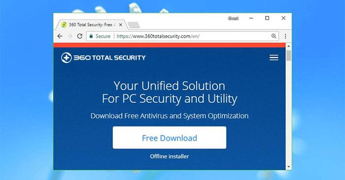 Đánh giá 360 Total Security: Giải pháp bảo mật cơ bản, dễ sử dụng