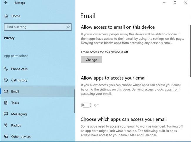 Kiểm soát quyền riêng tư trên máy tính Windows 10 với 17 thủ thuật sau đây - Ảnh minh hoạ 20