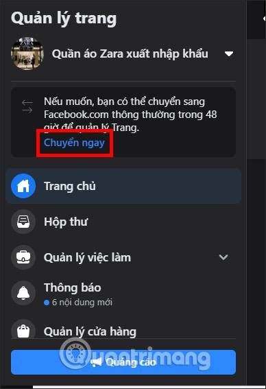 Cách quay trở lại giao diện Facebook cũ - Ảnh minh hoạ 2