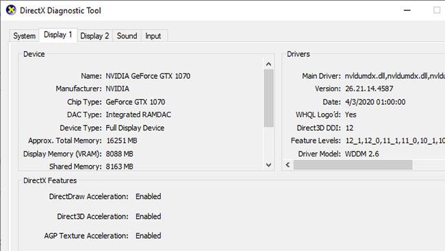 Update GPU driver