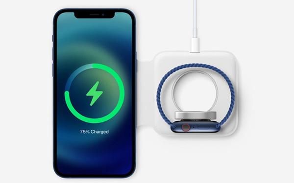 Sạc MagSafe của iPhone 12