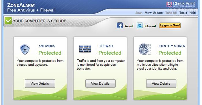 Đánh giá ZoneAlarm Free Antivirus: Bảo vệ PC khỏi virus và malware
