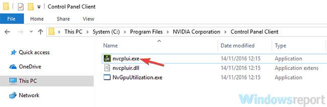 Khắc phục lỗi Nvidia Control Panel không mở/hoạt động/phản hồi - Ảnh minh hoạ 3