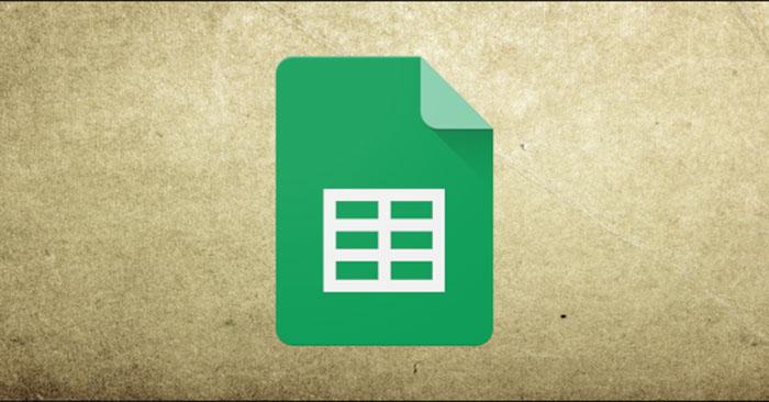 Cách sắp xếp theo nhiều cột trong Google Sheets