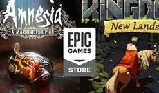 Mời tải Amnesia và Kingdom New Lands miễn phí trên EGS