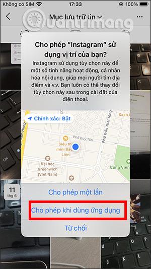 Cách hiển thị tin Instagram trên bản đồ - Ảnh minh hoạ 3