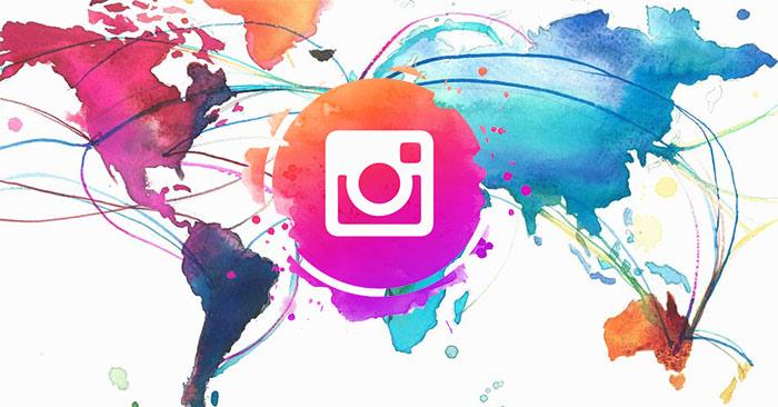 Cách hiển thị tin Instagram trên bản đồ