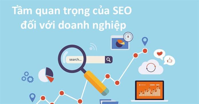 Tầm quan trọng của SEO đối với các công ty hoạt động trực tuyến