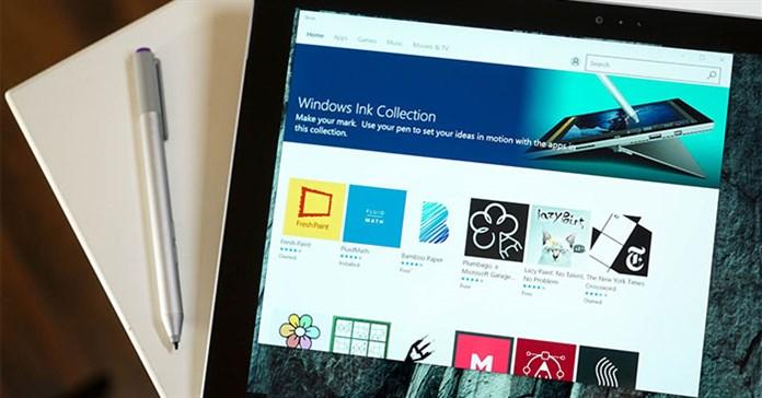 Cách bật Palm Rejection trên Windows 10