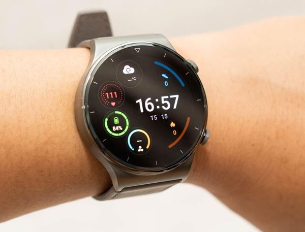 Đồng hồ thông minh mới của Huawei