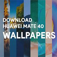 Mời download gói hình nền Huawei Mate 40 tuyệt đẹp (độ phân giải 2K)