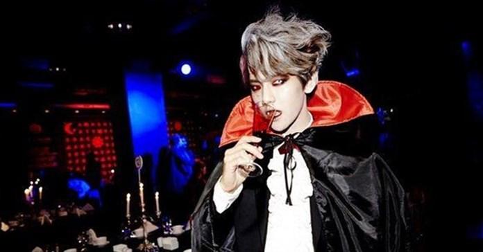 Gợi ý hóa trang Halloween ấn tượng