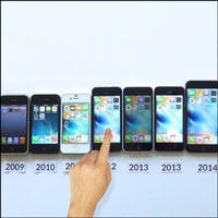 Cùng nhìn lại tất cả các thế hệ iPhone được Apple ra mắt trong hơn một thập kỷ qua