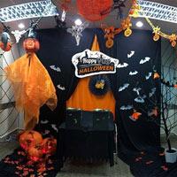 Gợi ý trang trí Halloween cho lớp học ấn tượng