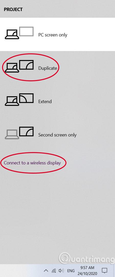 Chọn kiểu hiển thị trên màn hình tivi