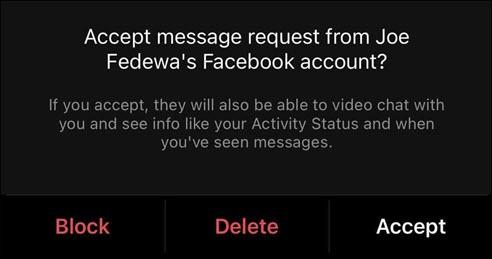 Cách nhắn tin Facebook Messenger từ Instagram - Ảnh minh hoạ 4