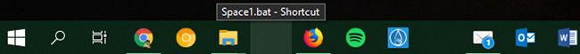 Ghim shortcut