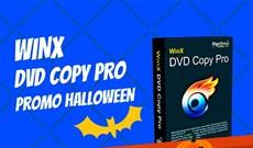 Mời tải WinX DVD Copy Pro đang miễn phí dịp Halloween