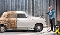Máy xịt rửa xe cao áp cho ô tô, xe máy loại nào tốt, giá rẻ?